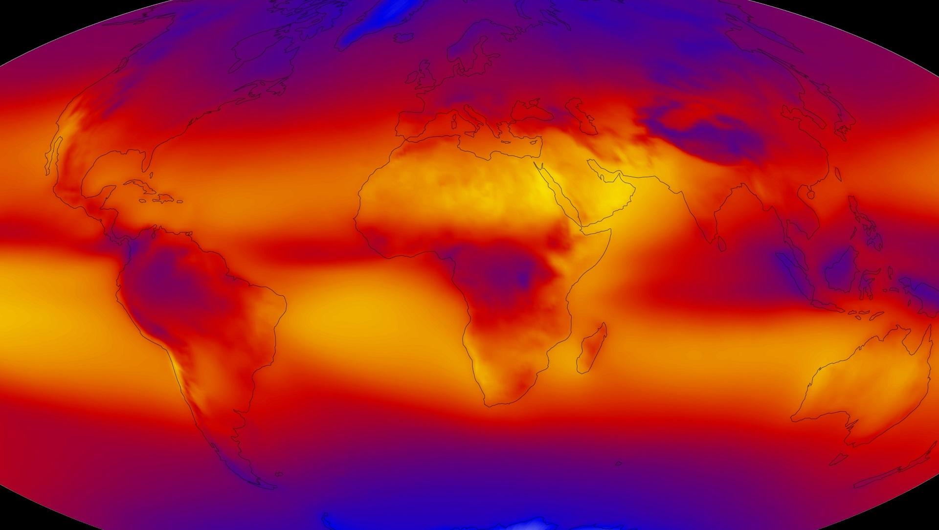 Por qué la última década ha sido la más calurosa desde que hay registros