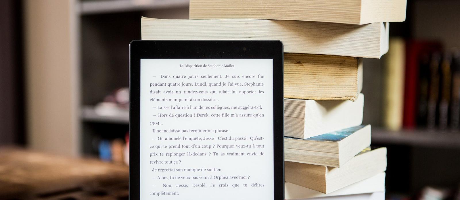 Descubre las mejores plataformas de libros electrónicos