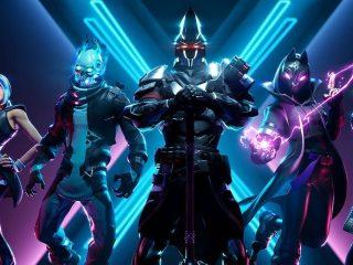 Fortnite, Liferun, Battle Royale
