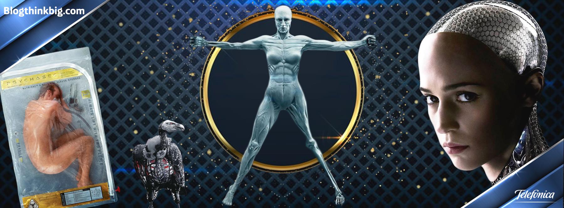 Series donde la Inteligencia Artificial es la protagonista