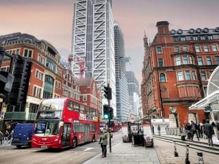 calle libre de emisiones