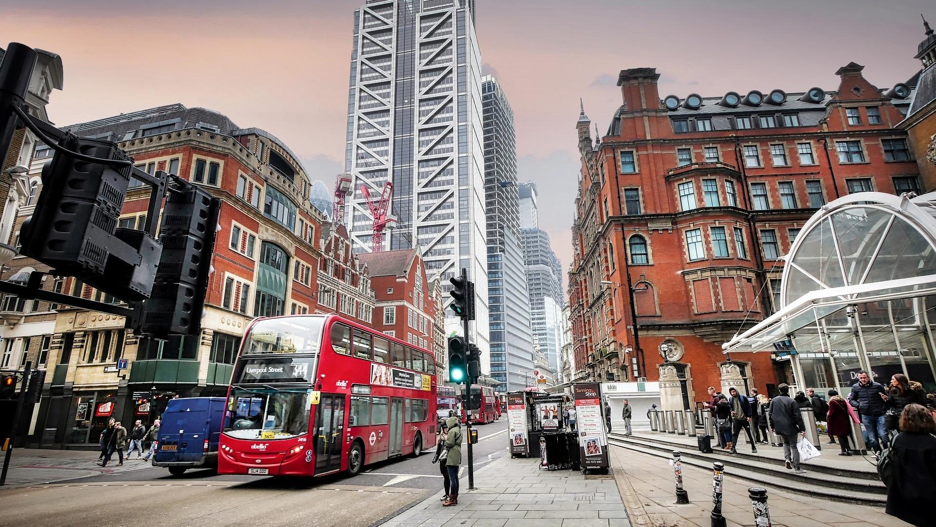 ¿Es posible crear una calle libre de emisiones en el centro de Londres?