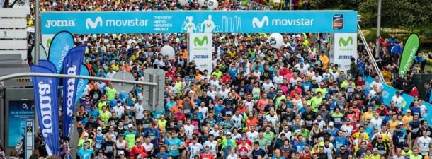 Cómo preparar la Movistar Medio maratón de Madrid con la mejor tecnología
