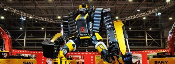Robots, una tecnología que puede competir con el ser humano