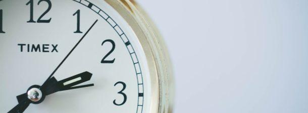 El 'reloj del apocalipsis': un aviso de los problemas que tiene nuestro planeta