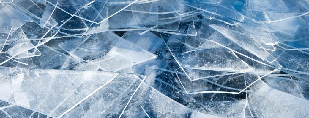Antartida llovizna helada hielo