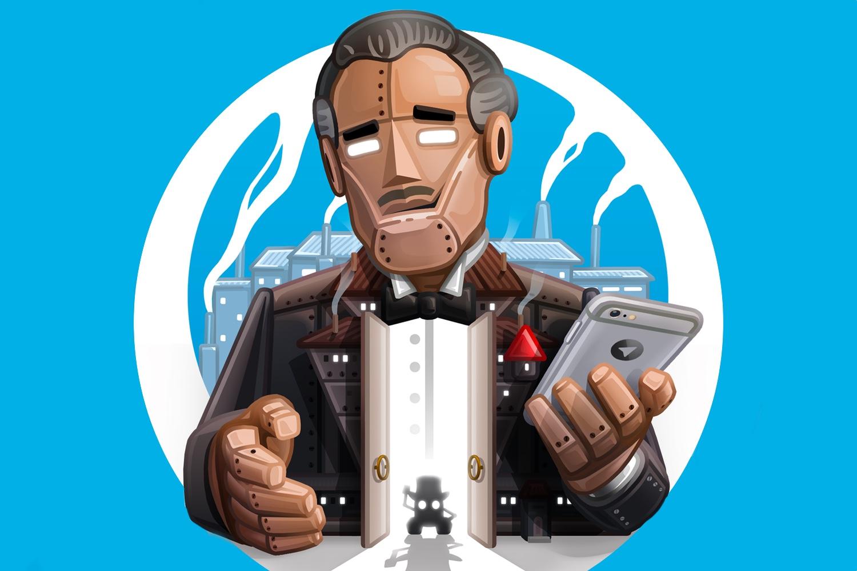 Asistentes online para crear tu propio bot de Telegram