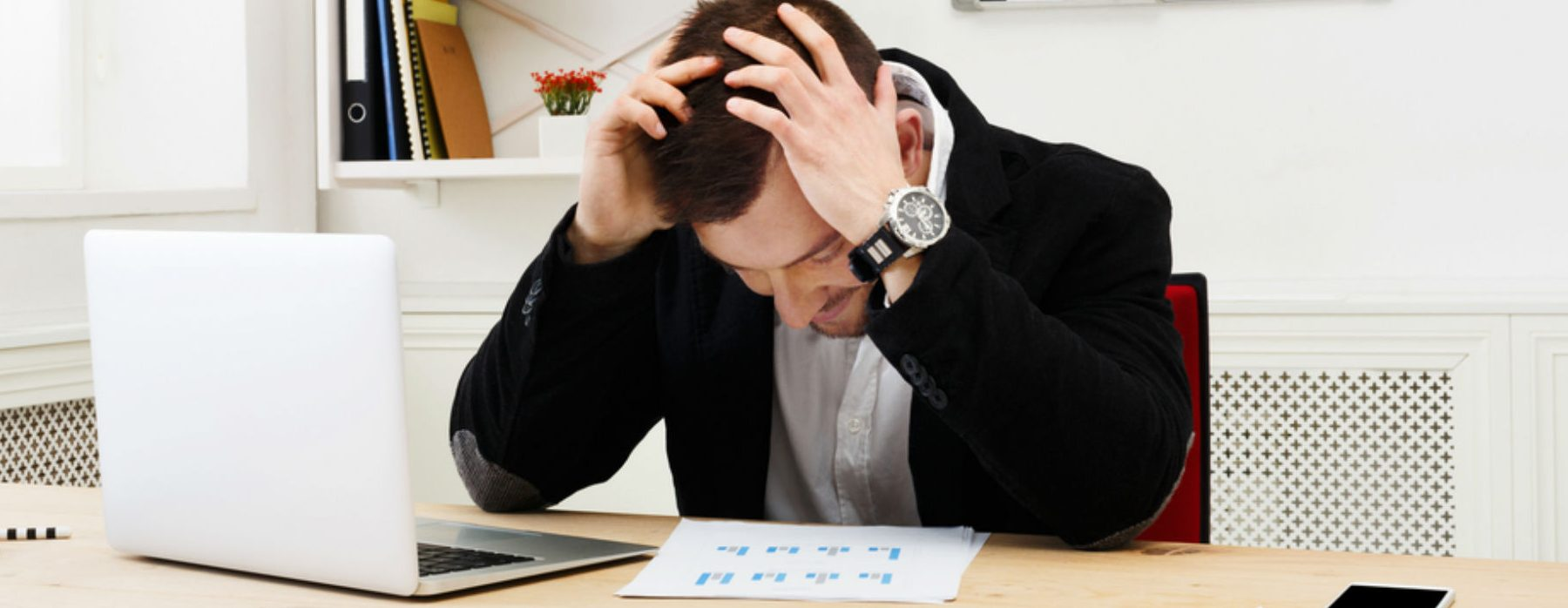 El 'síndrome de burnout': la amenaza de los millennials