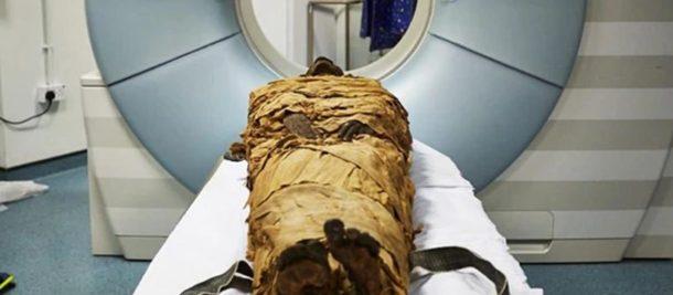 Las momias, Egipto, tecnología, impresora 3d