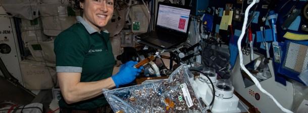 Quién es Christina Koch: la astronauta récord de la NASA