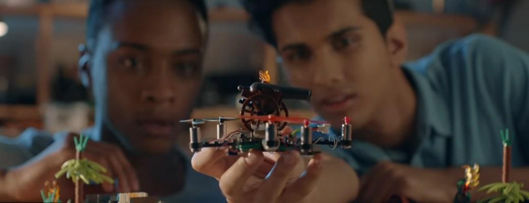 construir tu propio dron