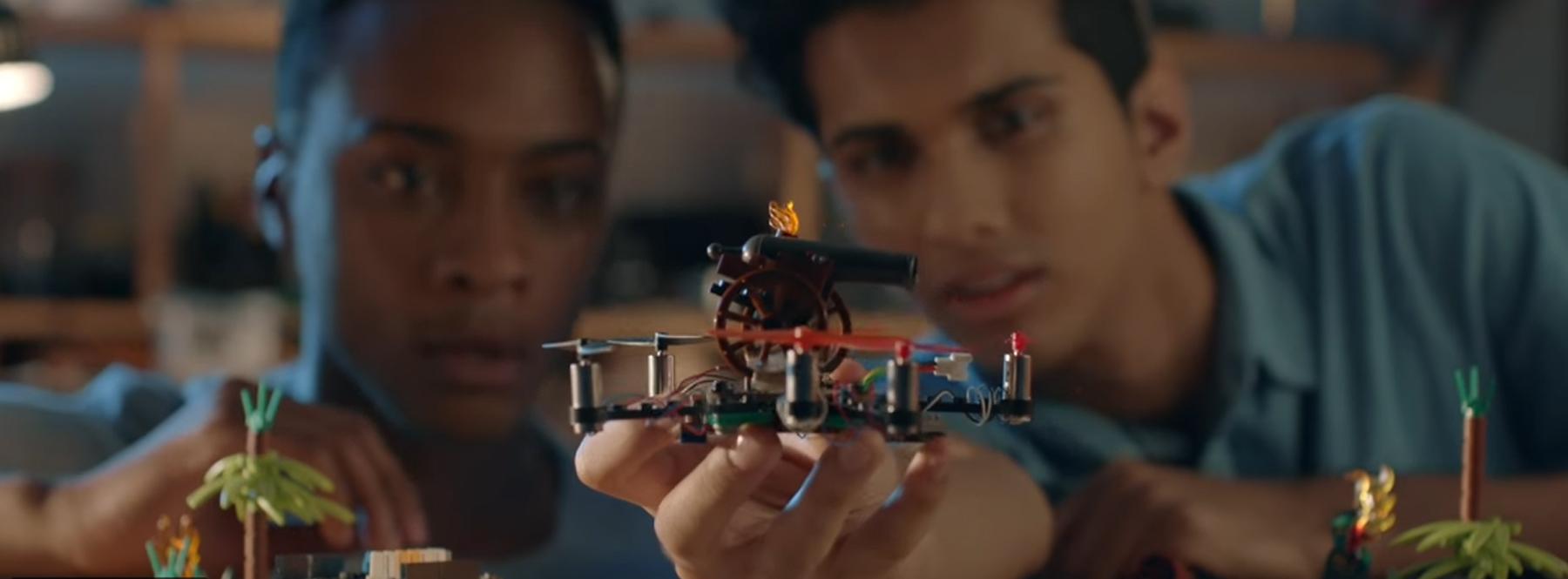 Construye tu propio dron con Flybrix