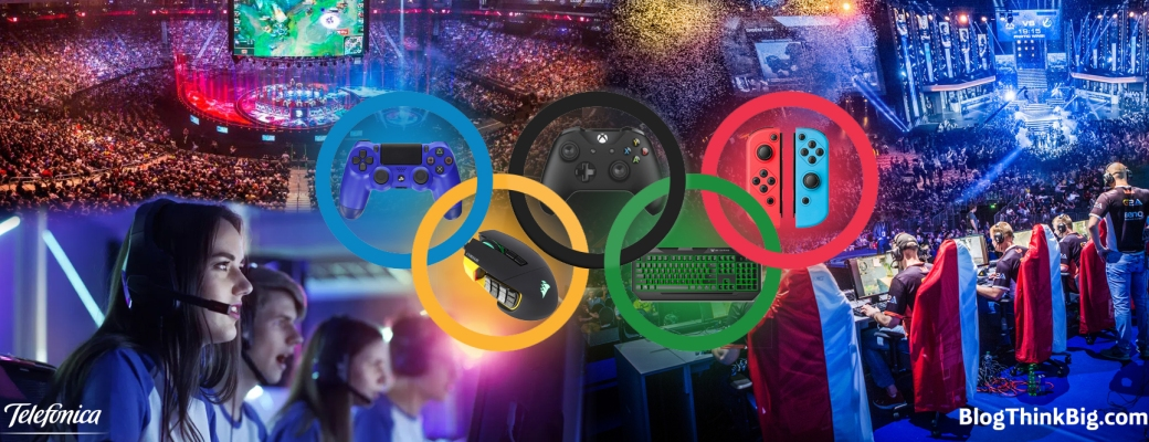 eSports como deporte olímpico