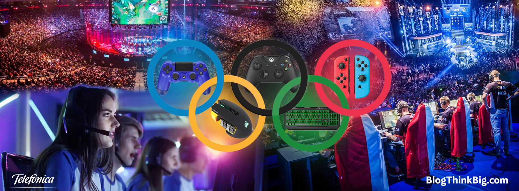 ¿Pueden ser los eSports un deporte olímpico?