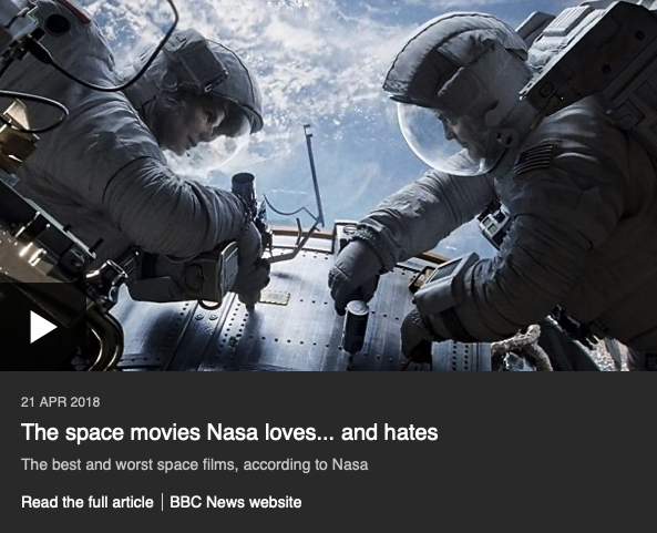 The best and worst space films, according to Nasa