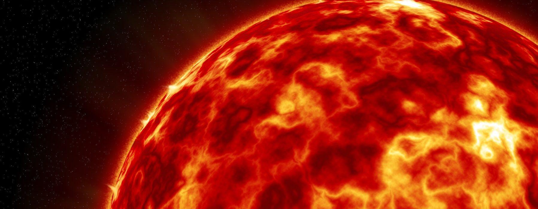 ¿Cómo es la superficie del Sol?