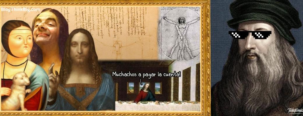 Salvator Mundi, Da Vinci