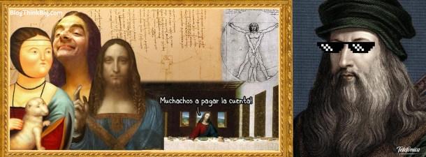 La tecnología resuelve el misterio de uno de los cuadros de Da Vinci