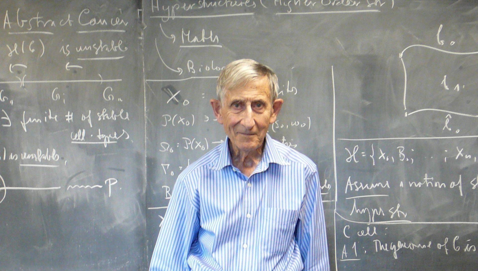 Freeman Dyson: el insistente teórico de las megaesferas sobre las estrellas