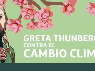 Greta Thunberg, Caracol, Escarabajo, Cambio climático