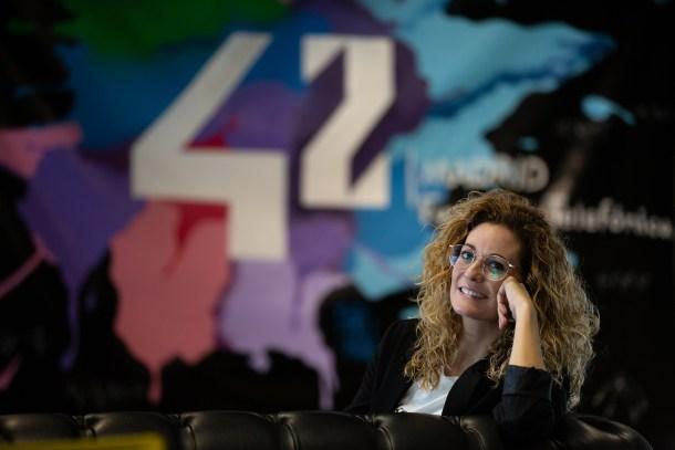 """Laura Castela: """"Lánzate a la piscina, como en 42 Madrid"""""""