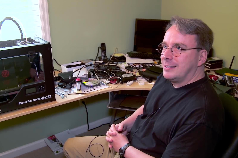 Curiosidades sobre la vida y obra de Linus Torvalds