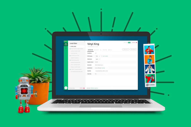 Una manera original de montar un servidor WordPress en tu propio PC