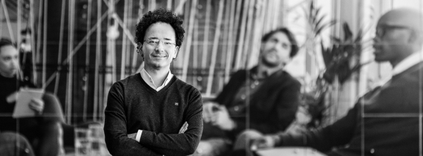 """Miguel Arias: """"Cada día más mujeres desarrollan proyectos innovadores o crean sus propias 'startups'"""""""