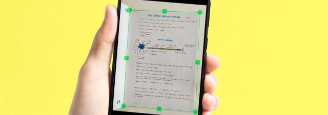 De tu cuaderno de papel a tu smartphone con Notebloc