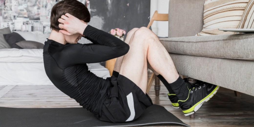 apps ejercicio en casa gimansio abdominales deporte