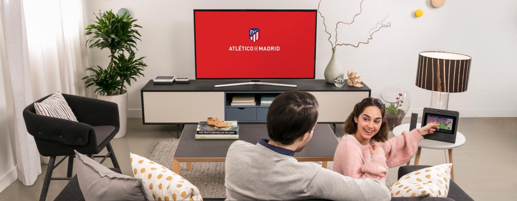 Cómo ver contenido exclusivo del Atlético de Madrid en Movistar+