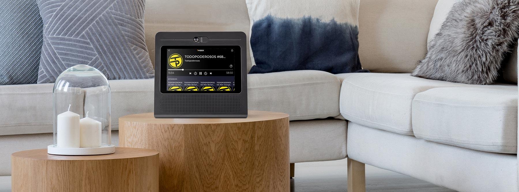 Cómo escuchar podcasts desde casa a través de iVoox con Movistar Home