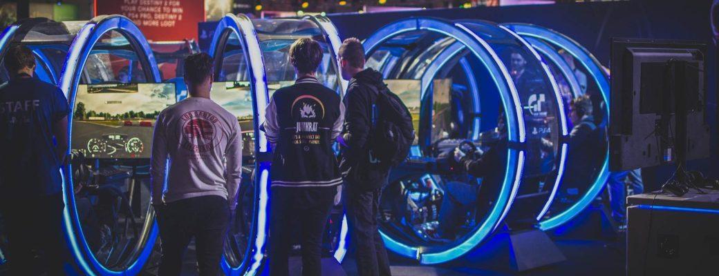 eSports, simulador, entrenamiento de los jugadores de eSports