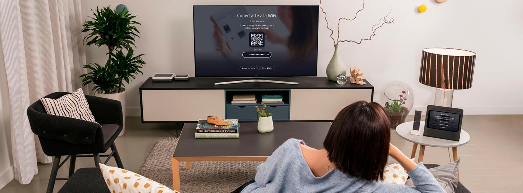 ¿Consultar la contraseña de tu WiFi sin mirar el router? Llega la Living App Smart WiFi a tu televisión