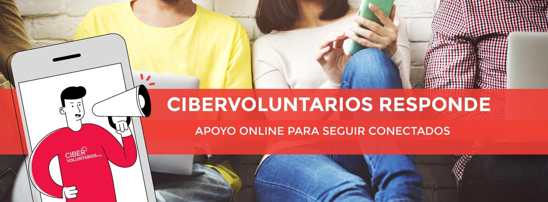 Entrevista a María González, de Cibervoluntarios Responde, una iniciativa que promueve la tecnología frente al coronavirus
