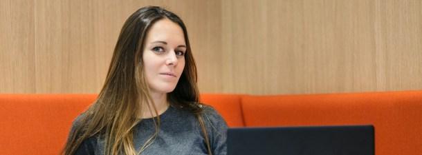"""Elena García: """"El Big Data me ha permitido saciar mi constante curiosidad ante el porqué de las cosas"""""""