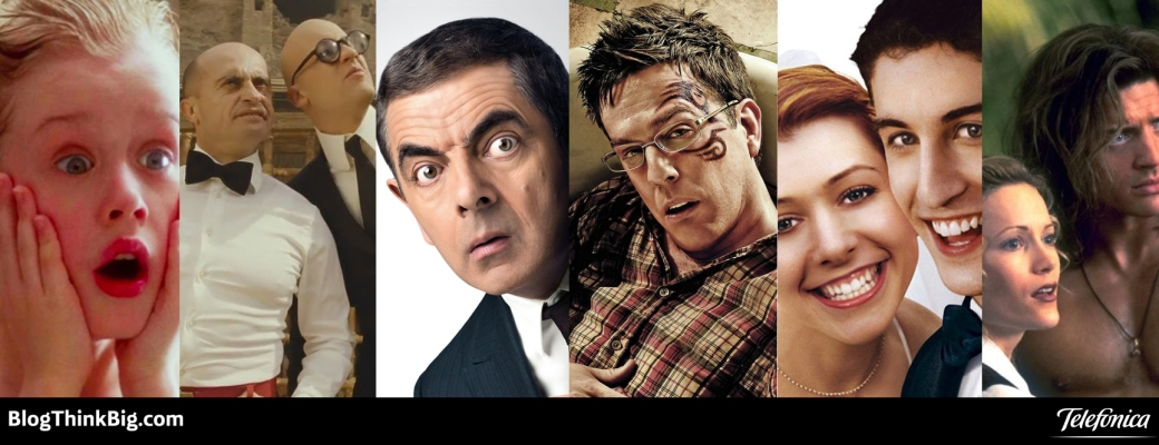10 películas de humor