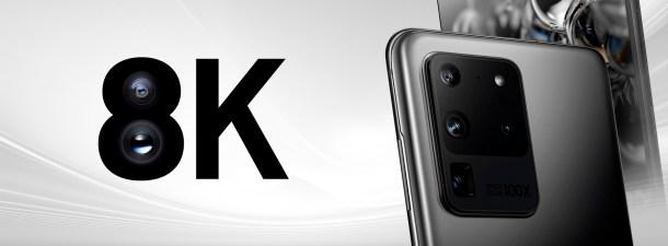Cuatro novedosas funciones que esconde la cámara del nuevo Samsung Galaxy S20 Ultra