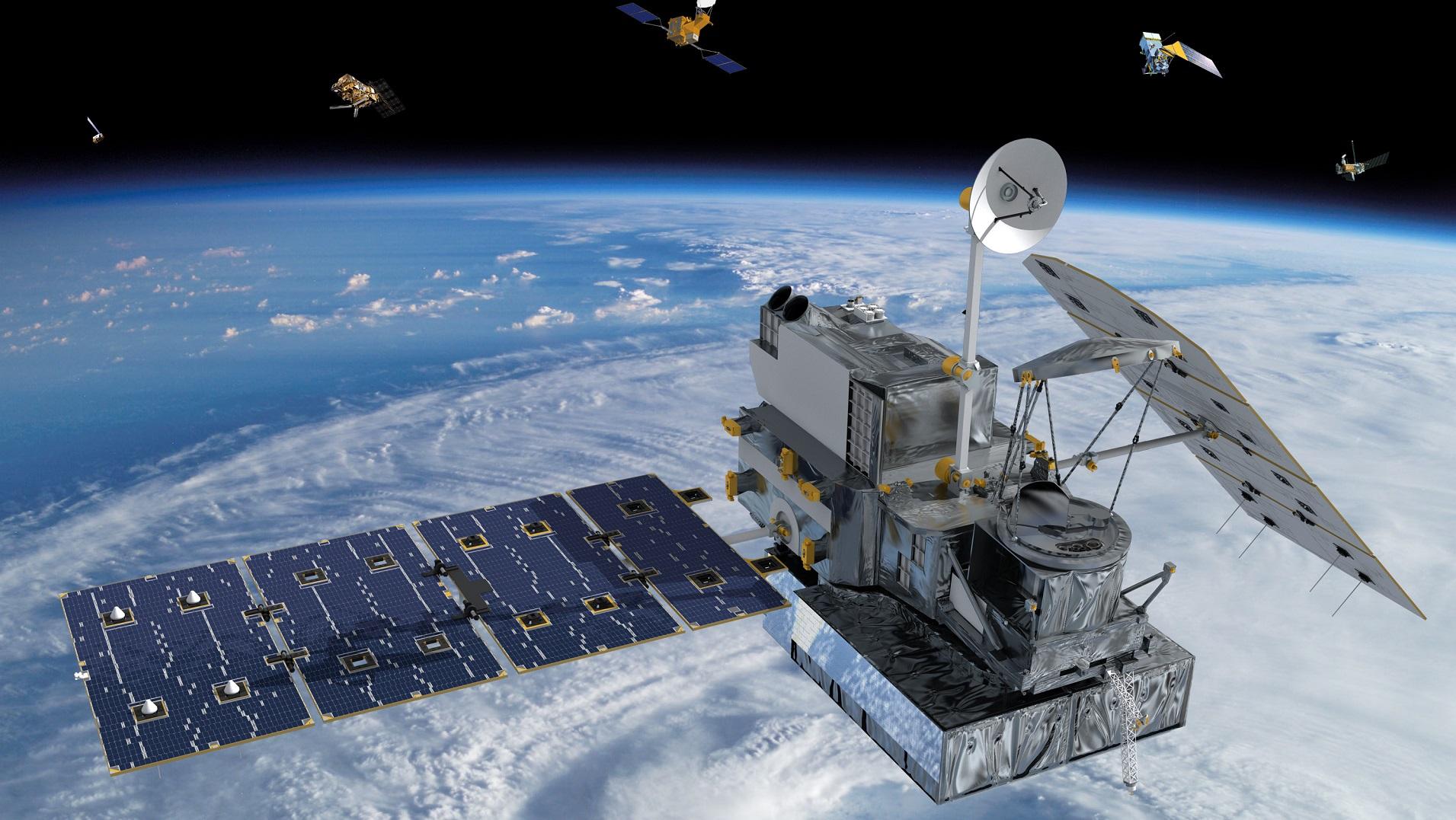 A un paso de monitorizar de forma precisa la polución desde el espacio