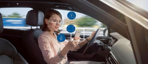 IA al volante para detectar cuando el conductor se queda dormido