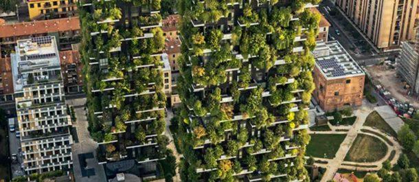 Jardín Vertical Milán