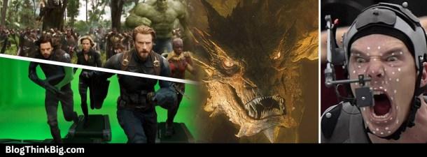 Cómo se ven las películas con y sin efectos especiales