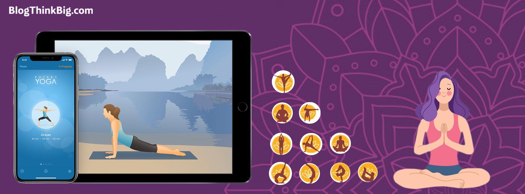 Las mejores apps para hacer yoga en casa