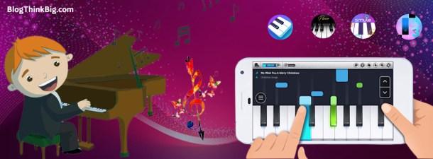 Las mejores apps para aprender a tocar el piano desde el móvil