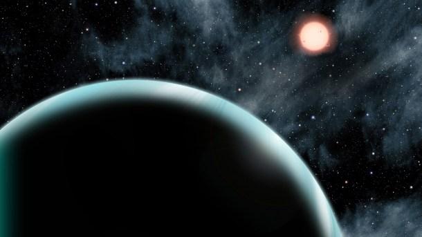 atmósfera de Urano