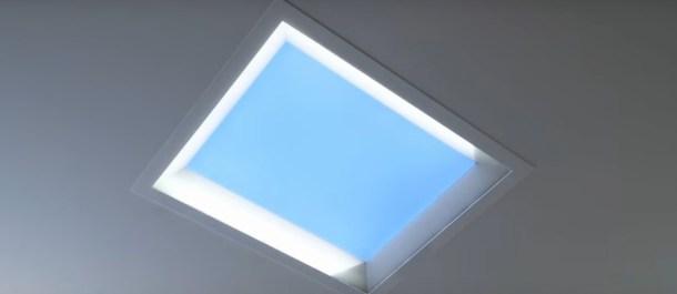 led simulan luz sol