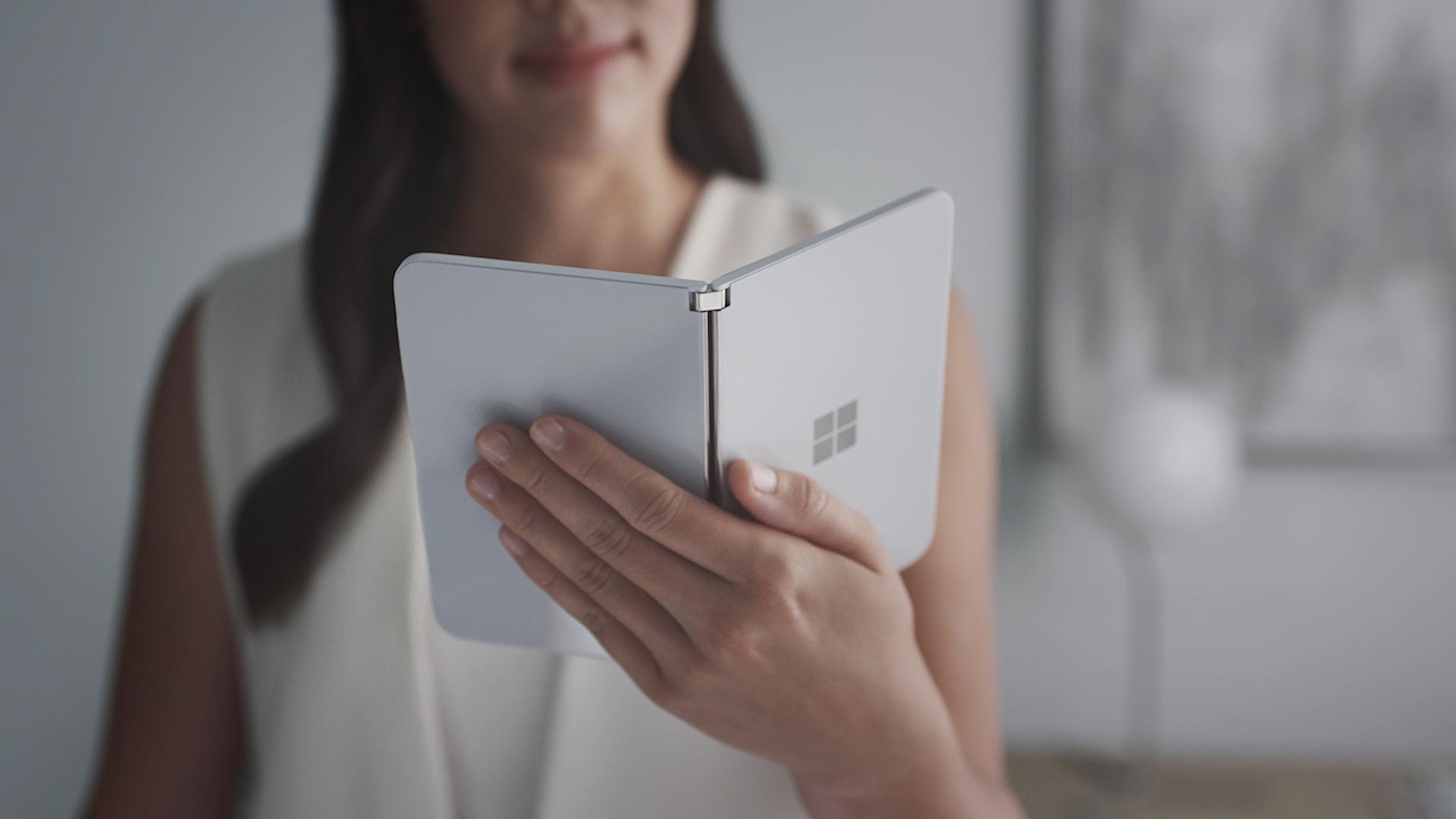 Lo que Microsoft puede aportar a los smartphones plegables