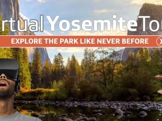 virtual yosemite desde el movil parque nacional realidad virtual