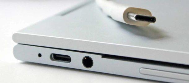 USB 4, USB C