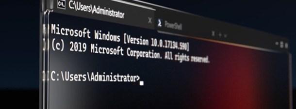 Windows Terminal actualiza la línea de comandos para el siglo XXI